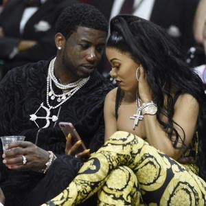 Gucci Mane Unfollows His Wife, Keyshia On Instagram, Seven Months After Their Lavish Wedding (Photo)
