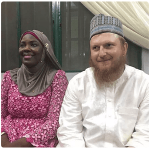 American Man Marries An Hausa Lady He Has Neva Met In Real Life In Kano (Photos)