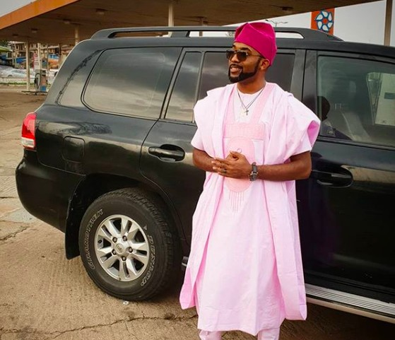 , Banky W's 2008 Range Rover Finally Auctioned, Proceeds Will Go To Charity, Effiezy - Top Nigerian News & Entertainment Website