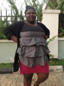 Check Out This Lady's amazing weight loss transformation (Photos)