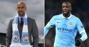 Pep Guardiola hits back at Yaya Toure claim: 'It's a lie and he knows it'