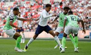 England vs Nigeria: Why supporters booed Dele Ali in Super Eagles' 2-1 loss to Three Lions