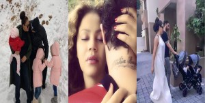 Nadia Buari Shares Adorable Video With Her Husband, Reveals They Now Have 4 Kids (Video)