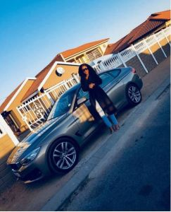 Father Gives His Daughter BMW Worth N35m, A Job, An Apartment For Graduating At 23 (Photos)
