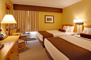 Items to disinfect in your hotel room