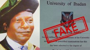 Polytechnic Rector Arrested For Allegedly Forging PhD Certificate