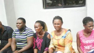 I sold my baby to train her siblings – Suspect confesses