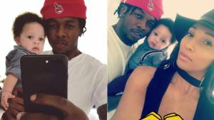 Singer, Runtown Celebrates His Son's First Birthday With These Lovely Pictures on IG