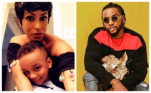 #BBNaija: Teddy A's Babymama, Layla Amani Leaks Chat Showing She Was Begged To Root For Him (Photos)