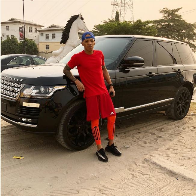 , Too Much Money: Check Out The Cars In Tekno's Garage (Photos), Effiezy - Top Nigerian News & Entertainment Website