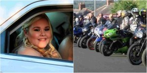 Bullied Schoolgirl Shows Up For Prom With Escort Of 127 Bikers In England (Photos)
