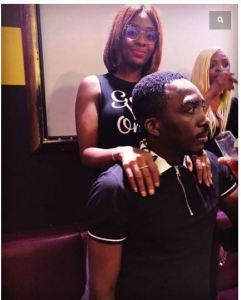 Bovi Shares Lovely Photo With His Wife, But The Caption Has Fans Laughing
