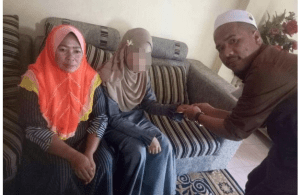 41-Year-Old Man With 2 Wives Weds 11-Year-Old Child Bride (See Wedding Photos)