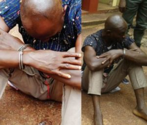 Deputy Superintendent Of Prisons In Enugu Arrested For Alleged Armed Robbery
