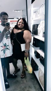 Young Man And His Plus-sized Fiancee Go Viral After They Get Matching Tattoo (PHOTOS)
