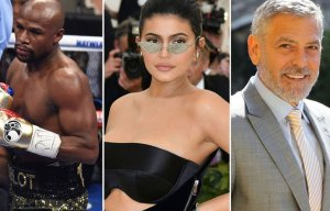 Mayweather, Kylie Jenner, Ronaldo, Messi make Forbes' list of highest-paid entertainers