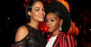 Actress, Tessa Thompson Confirms She's Bisexual & Confesses She's 'Deeply In Love' With Janelle Monae