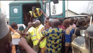 SARS Operatives Kill Tanker Conductor In Lagos. (Graphic Photos)