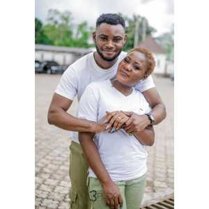 NYSC Corper Proposes To His Corper Lover In Ebonyi State (Photos, Video)