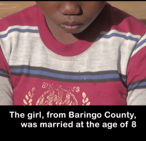 10-year-old Kenyan Girl Rescued After Being Married Off To Three Different Men