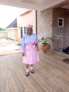, See how the commissioner of Education in Anambra dressed to work (Photo), Effiezy - Top Nigerian News & Entertainment Website