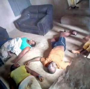 Generator Fume Kills Family Of 5 In Rivers State (Graphic Photo)