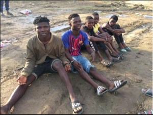 , Young Boys And Their Girlfriends Arrested For Stealing In Delta. (Photo), Effiezy - Top Nigerian News & Entertainment Website