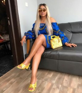 , Actress, Mercy Aigbe Wows In Nice Ankara Outfit (Photos), Effiezy - Top Nigerian News & Entertainment Website