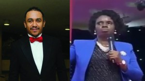 Daddy Freeze Reacts As Female Pastor Asks Members To Give N21,000 (Video)