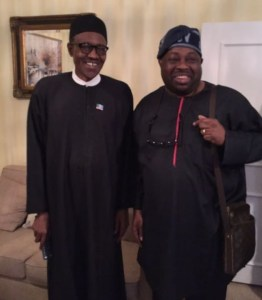 Dele Momodu Blasted By Nigerians For Campaigning For Saraki (Photos)