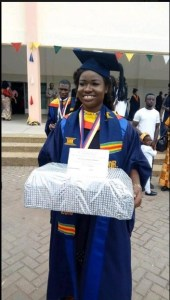 Nigerian Girl, Lotachi Wins 16 Awards From A South African University (Photos)