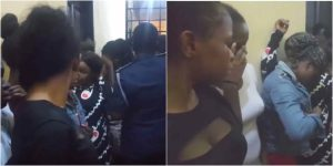41 Nigerian Prostitutes Arrested In Ghana (Photos, Video)