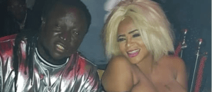 Cossy Orjiakor And Her Boobs Attend A Friend's Party (Photos)