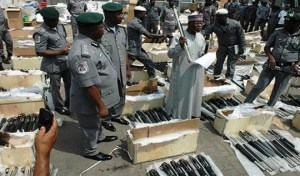 Authorities Intercept 20 Containers Loaded With Ammunition