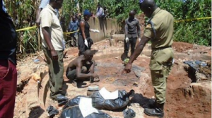Police Arrest 4 Witch Doctors & Recovered 5 Dead Bodies From Their Shrine (Photos)
