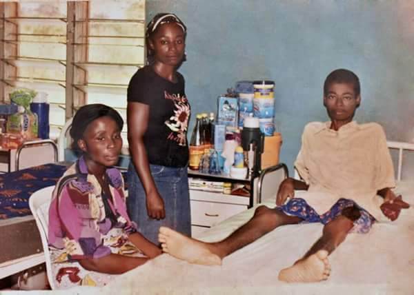 , WOW!!! See Amazing Transformation Of A Nigerian Who Was Sick For 9 Years (Photos), Effiezy - Top Nigerian News & Entertainment Website