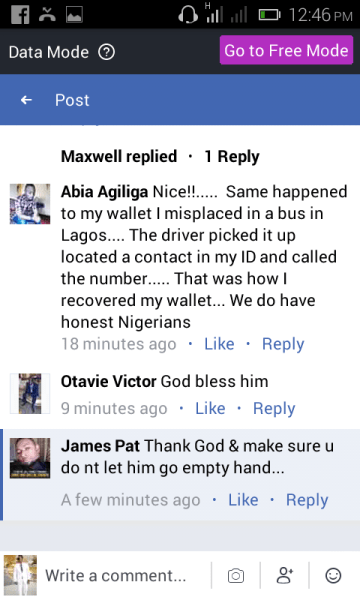 , GOOD ONE!!! Okada Rider Returns Lost Iphone 6S To The Owner (Photos), Effiezy - Top Nigerian News & Entertainment Website