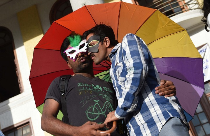 , Gay Sex Legalized In India, Effiezy - Top Nigerian News & Entertainment Website