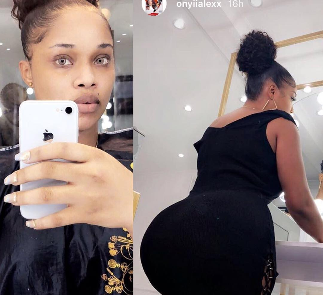, Actress, Onyii Alex Shares Sultry Photos, Effiezy - Top Nigerian News & Entertainment Website