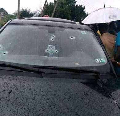 , Anambra Pastor claims he was shot by assassins: See what the Police said, Effiezy - Top Nigerian News & Entertainment Website