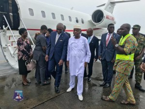 David Ibiyeomie Welcomes Bishop Oyedepo As He Dedicates A School, CIA (Photos)