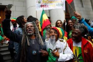 Weed!! Use Of Marijuana Legalised In South Africa