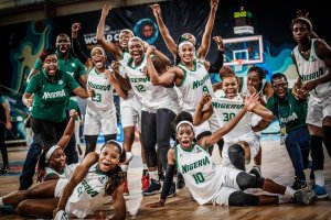 , D'tigress Makes History After Beating Argentina And Qualifying For Quarter Final (Photos), Effiezy - Top Nigerian News & Entertainment Website
