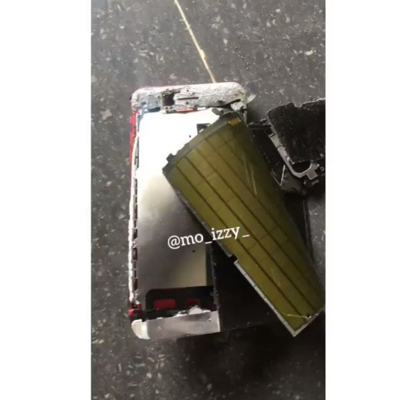 , Pretty lady destroys iPhone 7+ because her boyfriend refused to buy her iPhone XS Max. (Video), Effiezy - Top Nigerian News & Entertainment Website