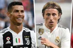 Modric reveals what Ronaldo told him after winning UEFA Player of the Year Award