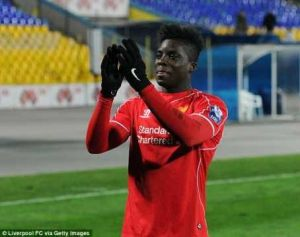 """I am ready to dump England for Super Eagles"" – Liverpool Ace, Sheyi Ojo"