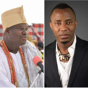 'Sowore Could Have Been Turned To Goat For Desecrating On Ooni of Ife's Status'