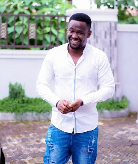 Nollywood Actor, Zubby Michael Completes His Mansion, Set For Housewarming (Photos)