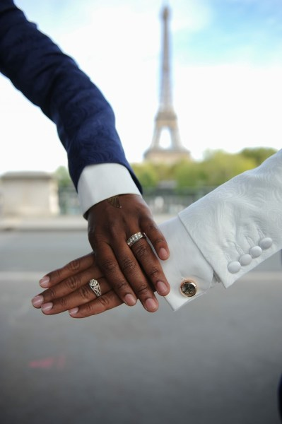 , See Cute Photos From A Gay Wedding Ceremony In Paris, Effiezy - Top Nigerian News & Entertainment Website