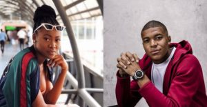 """Lady Slams Mbappe For Not Replying Her DM, Says """"I Am Not Your Mate"""""""